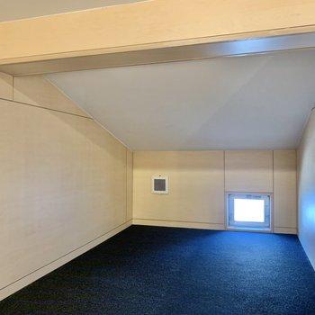 【4階ロフト】小さい窓が可愛い。※写真は前回募集時のものです