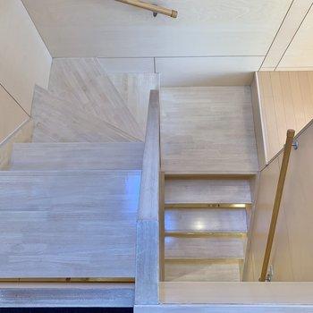 階段を下りて1階へ。※写真は前回募集時のものです