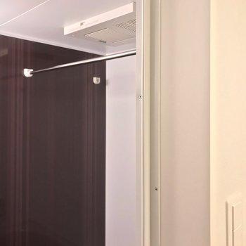 浴室乾燥機もありますよ。