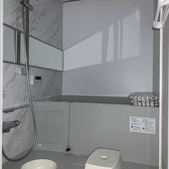 浴室乾燥付きのお風呂