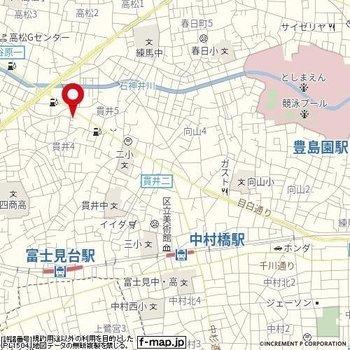 ライオンズマンション富士見台第2