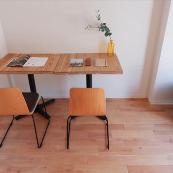 【イメージ】20畳のリビング、お子さんの作業スペースを作ってもいいかも!