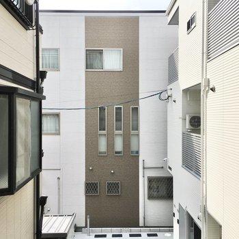 眺望は3種の建物ビュー。