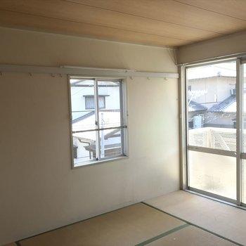 【工事前】和室から無垢部屋へ、変貌をお楽しみに