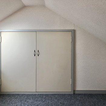 扉を開けてみると……?