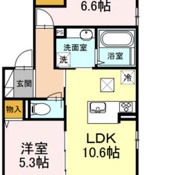 仮)D-room海田町国信 B棟