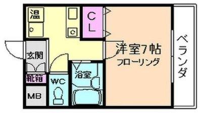 走れ!1階へ! の間取り