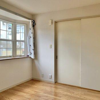 ※写真は1階の同間取り別部屋のものです