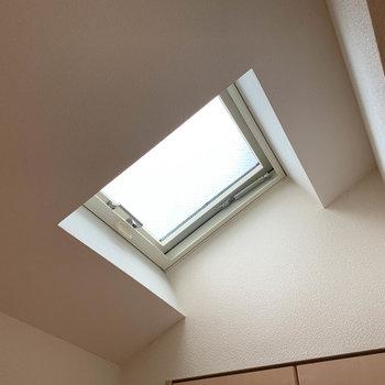 【洋室】天窓で空が見えます。※ 写真は前回募集時のものです