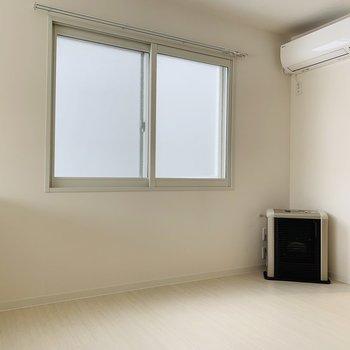 冷暖房設備もしっかり