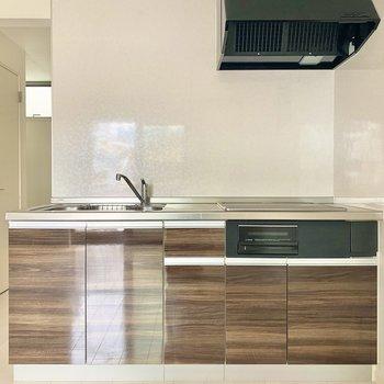 キッチンは機能性もデザインも素敵なの♪