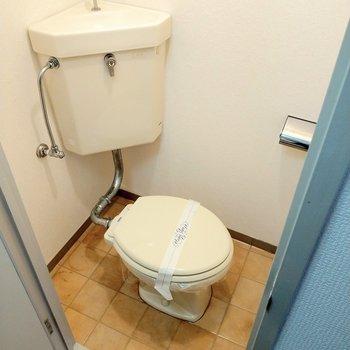 トイレはウォシュレット新設予定です。