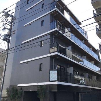 鉄筋コンクリートのしっかりとした造りのマンションです。