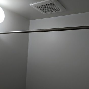 室内干しが可能です。