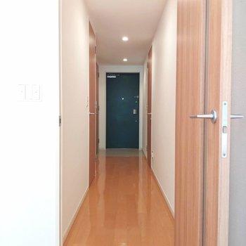 廊下に進みましょう。※写真は前回掲載時のものです