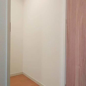 廊下にも納戸がもう1つ!※写真は前回掲載時のものです