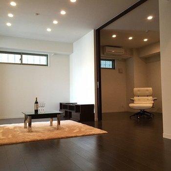 清潔感のある広いこのお家に人をよびたい!(※写真は4階同間取り別部屋のものです)