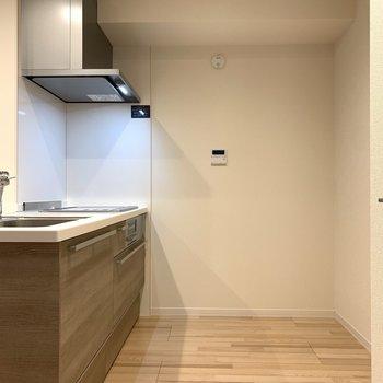キッチンスペースも広めです。