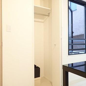 扉を閉めたらコウモリもぐっすり眠れそう。※写真は前回募集時のものです