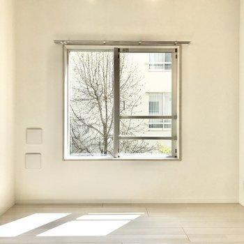 【LDK】奥にソファを置こうかな※写真は前回募集時のものです