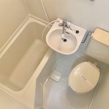 シンプルなデザイン、お掃除も楽々。