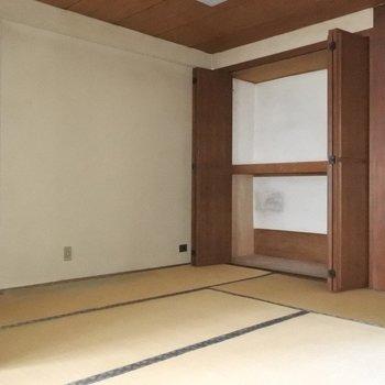 【工事前】収納スペースもたっぷり。