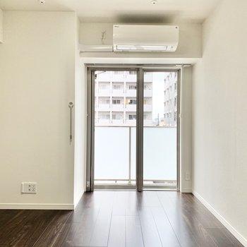 都心の中で暮らしてみたい方にはぴったりのお部屋。
