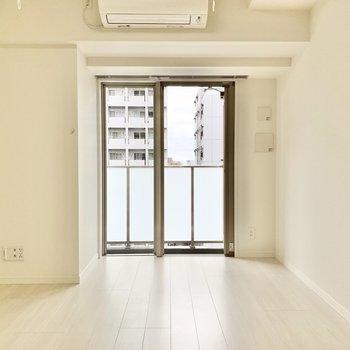 都心の中で暮らしてみたい方には、ぴったりのお部屋。※写真は7階の同間取り別部屋のものです