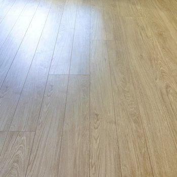床の表情も素敵◎