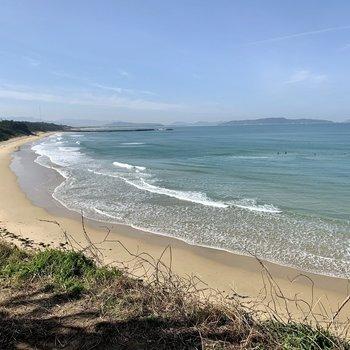 砂浜のバラード