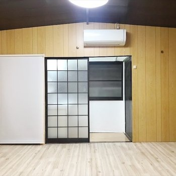 1階はダイニングスペースにしようかな。※写真は同間取り・別部屋のものです。