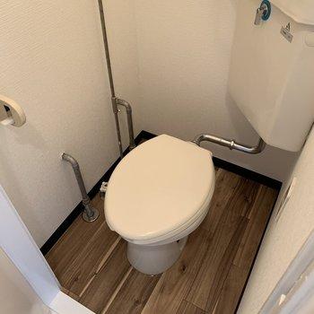 おトイレはちょっとコンパクト