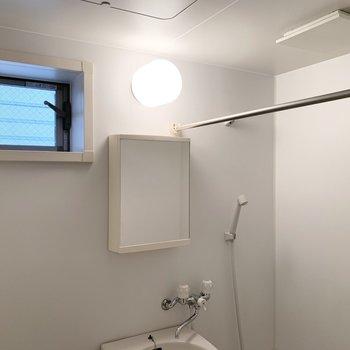 小窓と室内物干が嬉しいポイント◎