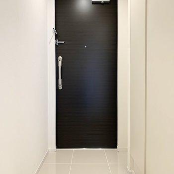 清潔感がありますね。※写真は4階の同間取り別部屋のものです