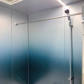 浴室乾燥もついているので、雨の日も安心ですね。
