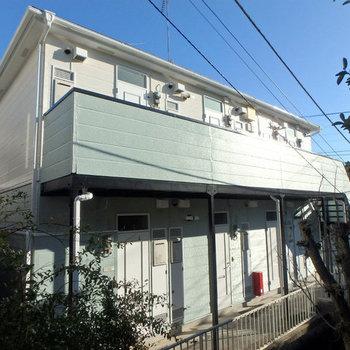 ガーデンハイツ新横浜