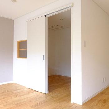 【前回募集のお部屋です】ハコ型のお部屋が可愛らしい