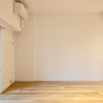 幅の広い家具を置くこともできます