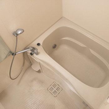 浴室乾燥機、追い焚き付きです。