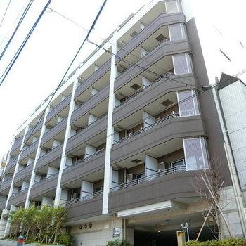 ザ・パークハビオ横浜山手