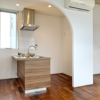 【LDK】このキッチン、たまらんなあ。