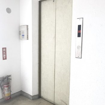 10階なのでエレベーターを使いましょう◎