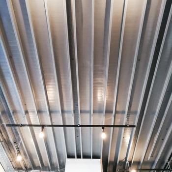 天井もカッコいい。※写真は前回募集時のものです