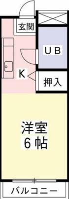 """アーリーウェイクアッパー""""大塚"""" の間取り"""