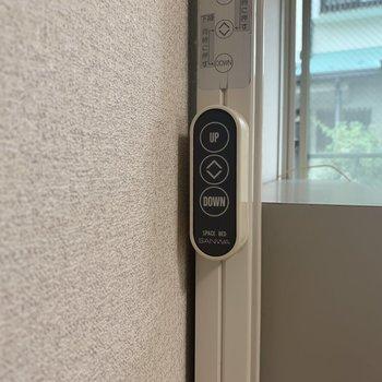 なんだこのスイッチは!?※写真は1階の同間取り別部屋のものです
