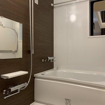 広めの浴室です。