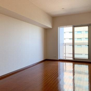 【LDK】大きめの家具を置くこともできそうです。
