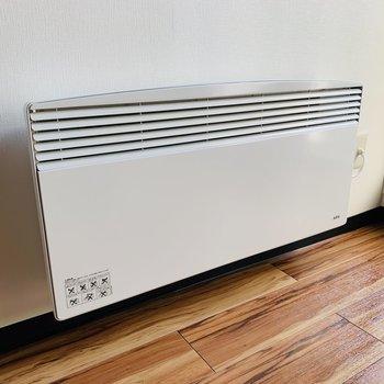 電気パネルヒーター