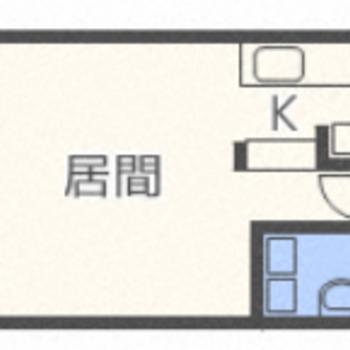 縦長のLDK14×洋5.4