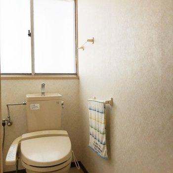 トイレは尖った空間。